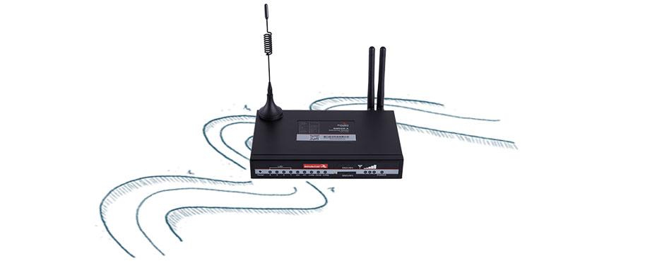双网带宽叠加