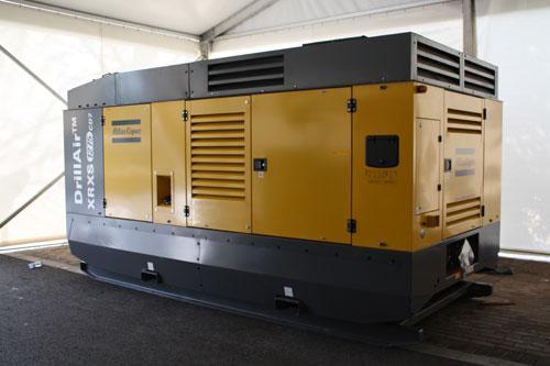 基于DTU的空压机远程监控系统