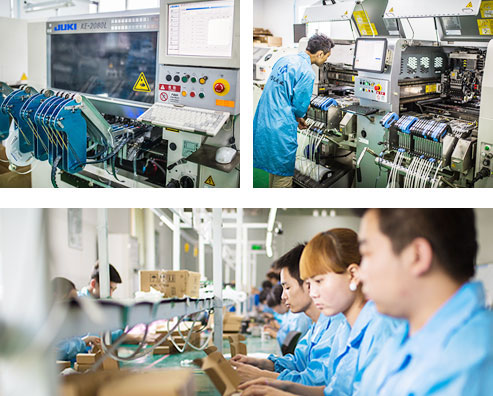 International standard automatic production line, advanced on-line testing equipment, aging equipment.jpg