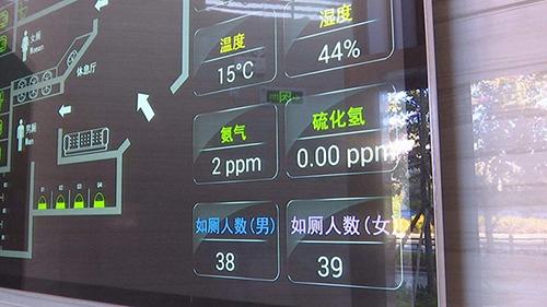 基于边缘ji算网guande智慧公厕应用