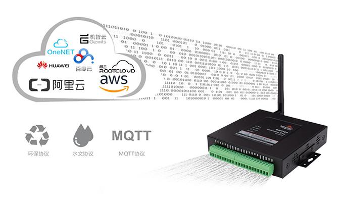 支持MQTT水文水资源环保等通信协议1.jpg