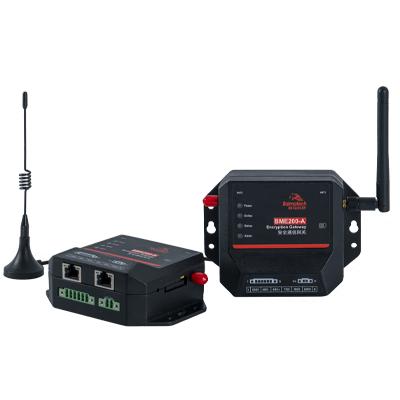 主要应用于配电自动化。内置国密认证专用加密芯片,结合国密SM1\SM2\SM3\SM4系列加密算法,集成5G/4G/NB-IoT/GPS多种无线与有线通信方式,支持远程配置、软件升级等。