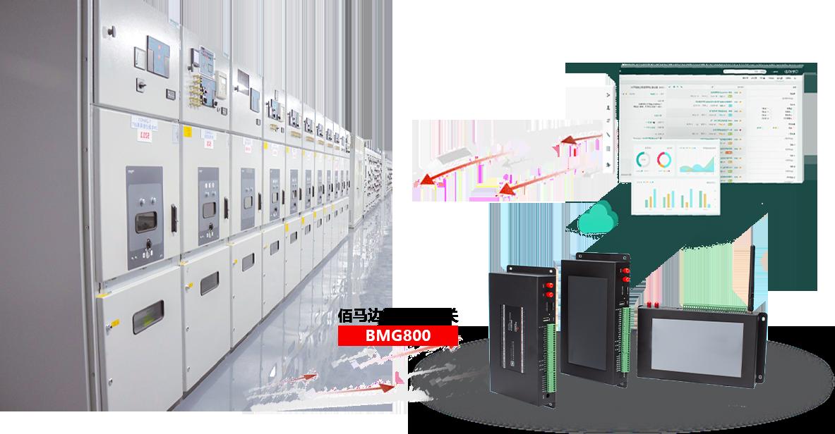 基于BMG800边yuan计算网关的pei电房监测.png