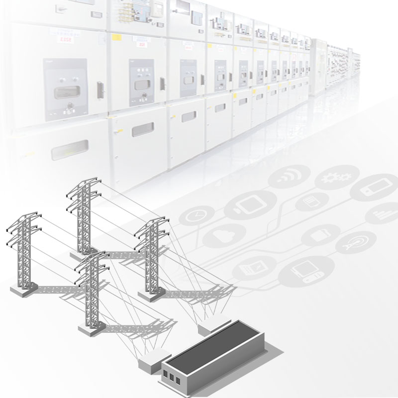 Power Internet of things